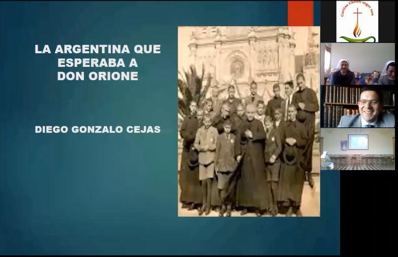 """La Argentina que esperaba a Don Orione"""