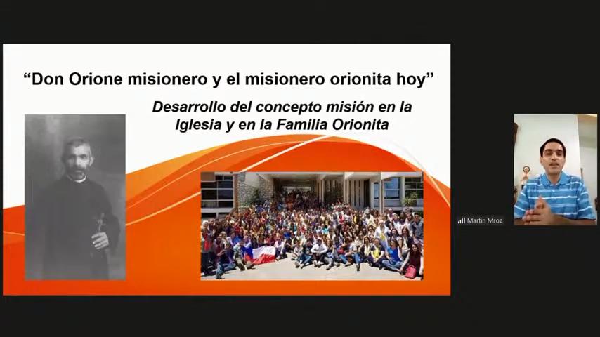 """""""Don Orione Misionero y el misionero orionita hoy"""""""