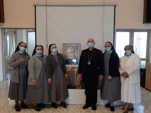 Comunidad de Montevideo celebró a Don Orione Santo