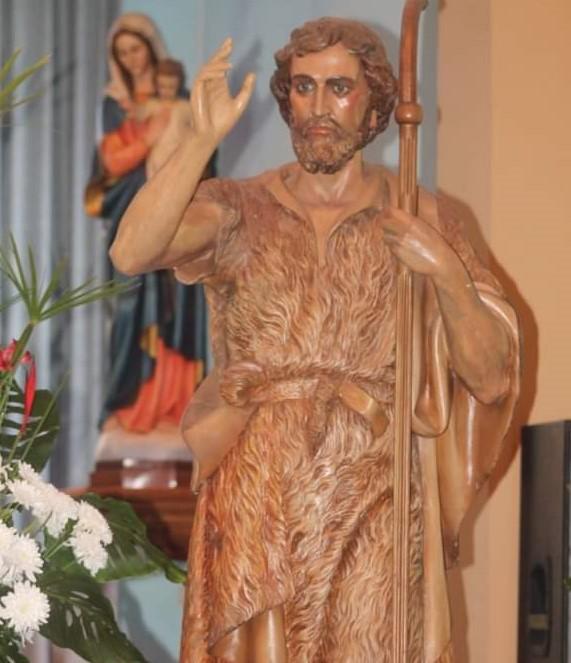 Paraguay: La comunidad de San Juan Bautista participó enla fiesta de su santo patrono