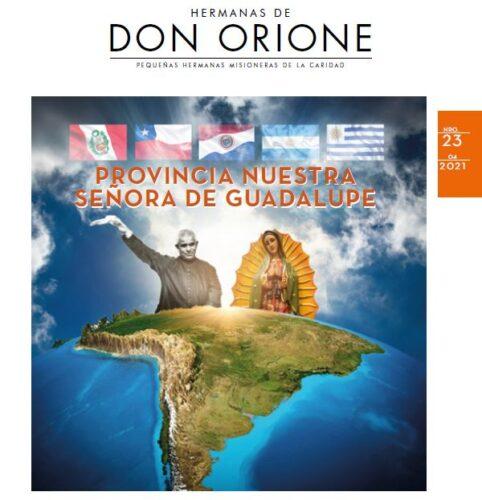 Nuevo número de nuestra Revista Institucional