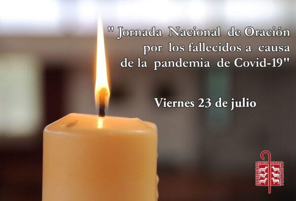 Argentina: Jornada Nacional de oración por los muertos en la Pandemia