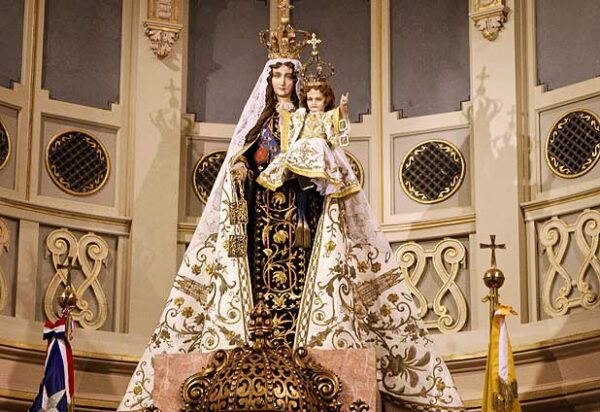 Celebramos a Nuestra Señora del Carmen, Reina de Chile
